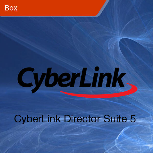 CyberLink Director Suite 5-box