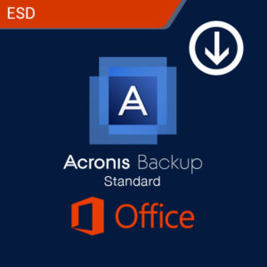 acronis backup standard office 365 subscription license 25 mailboxes 1 year